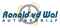 Autobedrijf Ronald van der Wal Harlingen Logo
